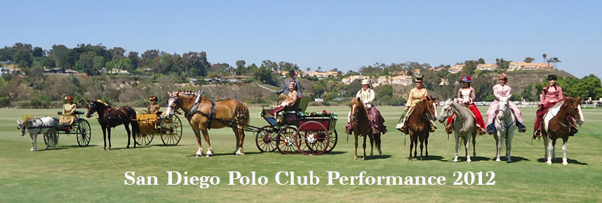 group at the polo grounds