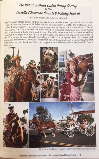 la jolla parade article